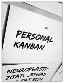 Personal Kanban ist eine der Methoden des Seminars, die in der praktischen Umsetzung sehr gut ankommen.
