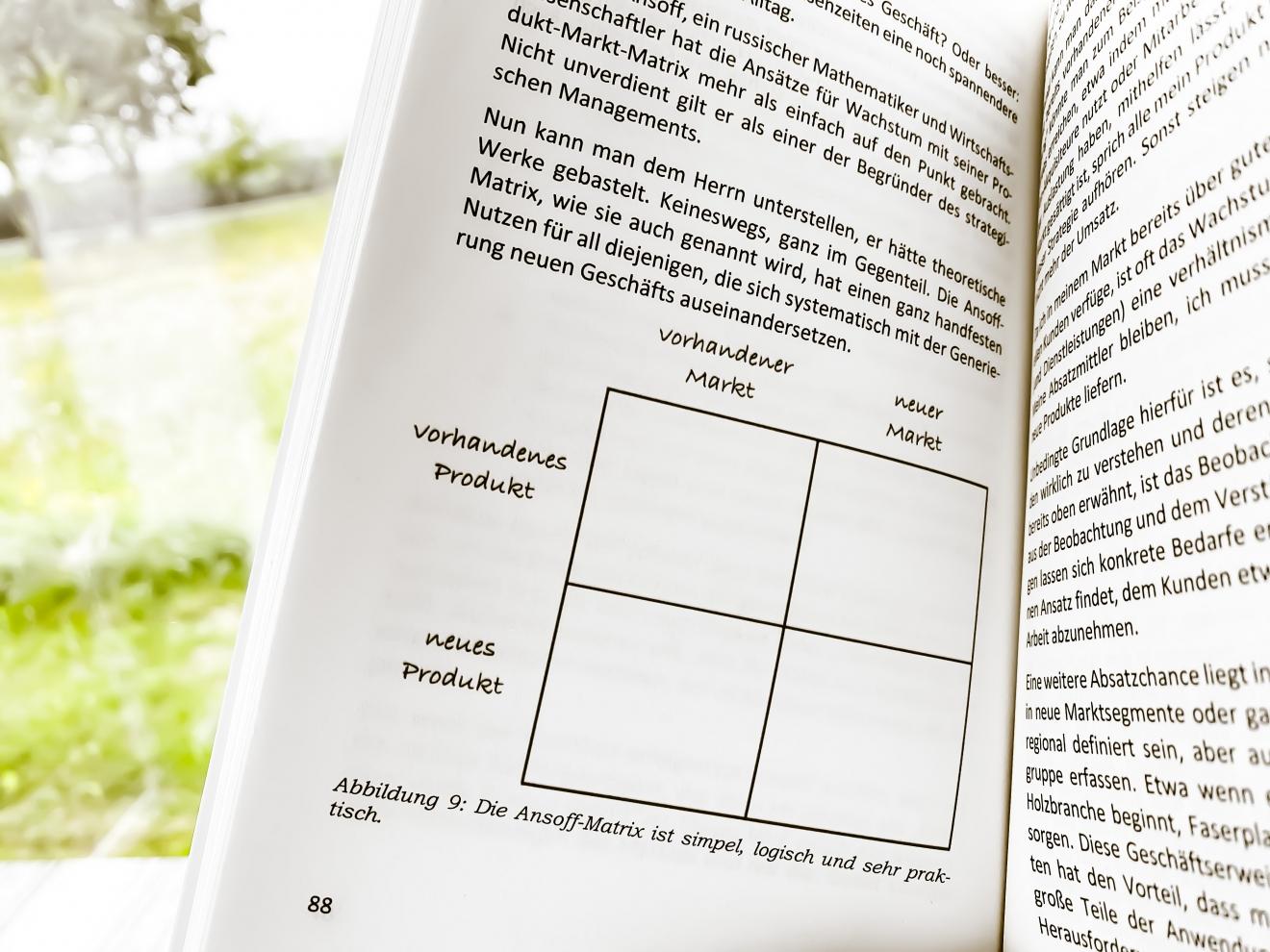 Ansoff-Matrix_Buch_Unternehmenskrisen-meistern (1-00 HZ)