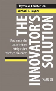 """Buchcover """"The Innovator's Solution"""""""